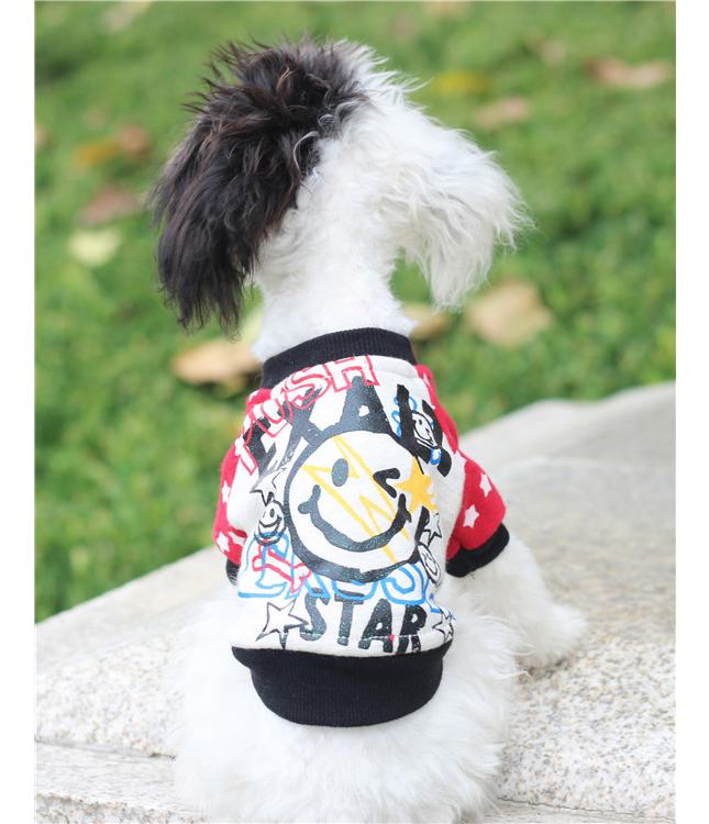 犬服のビックスマイル「SMILEフェイストレーナー」