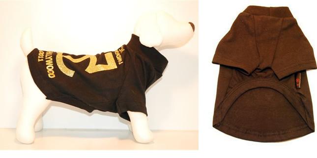 犬服のビックスマイル「[DOG HOLLYWOOD] UNDERGROUND Tシャツ!!」