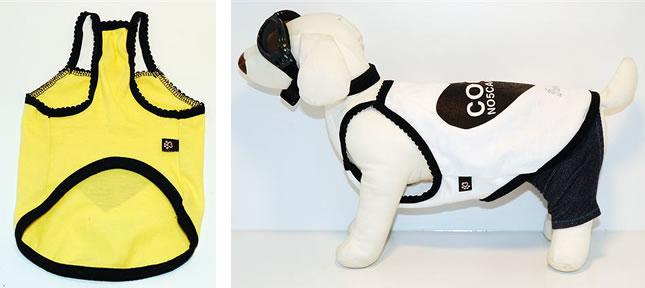 犬服のビックスマイル「COCOラブリーキャミソール」
